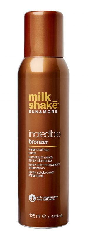 MS Incredible bronzer